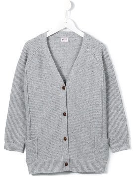 Morley speckled cardigan - Grey