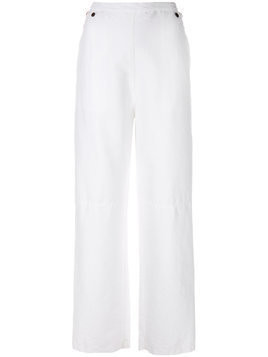 Humanoid Jewi trousers - White