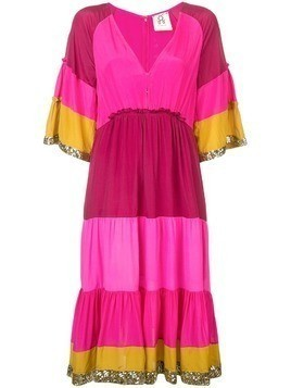 Figue Fiona dress - Pink