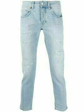 Haikure cropped jeans - Blue