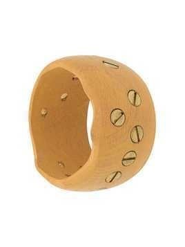 Corto Moltedo coconut bangle - Yellow