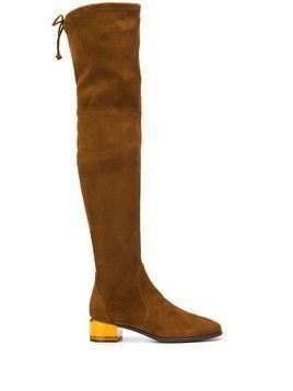 Stuart Weitzman 40mm over the knee length boots - Brown