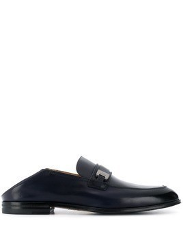 Bally classic loafers - Blue
