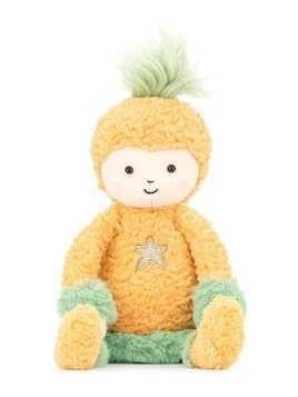 Jellycat Costume soft toy - Yellow