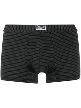 Ermenegildo Zegna striped boxer briefs - Black