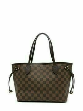 Louis Vuitton 2012 pre-owned Neverfull PM tote bag - Brown