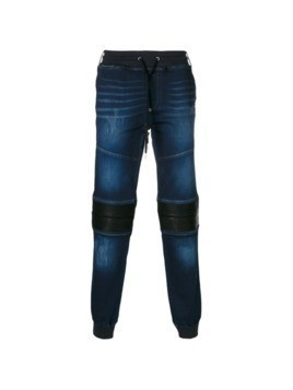 Philipp Plein Suns Slim Shady Chill fit jeans - Blue