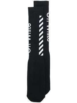 Off-White Diag socks - Black