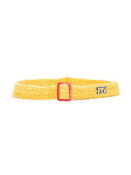 The Animals Observatory Snake belt - Yellow & Orange