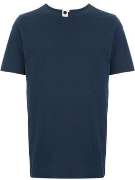 Bassike round neck T-shirt - Blue