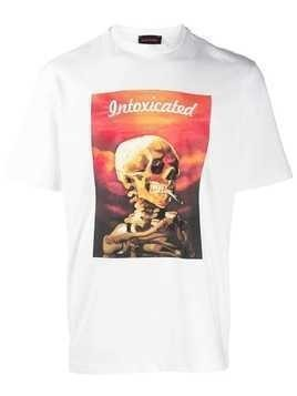 Intoxicated Intoxicated painted T-shirt - Neutrals
