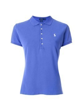 Polo Ralph Lauren slim-fit polo shirt - Blue