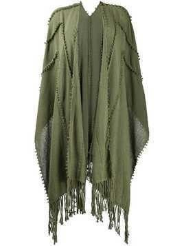 Caravana Yalchen knots cover up - Green