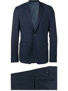 Mauro Grifoni classic two piece suit - Blue