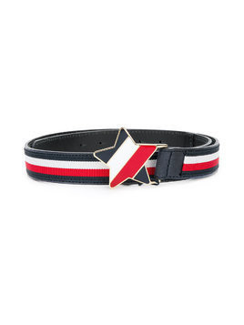 Tommy Hilfiger Junior star buckle striped betl - Blue