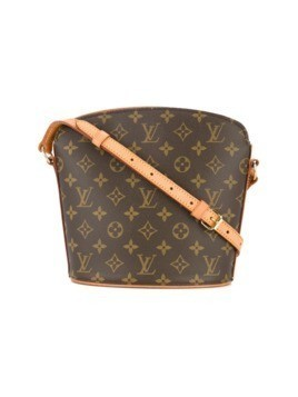 Louis Vuitton Vintage Drouot shoulder bag - Brown