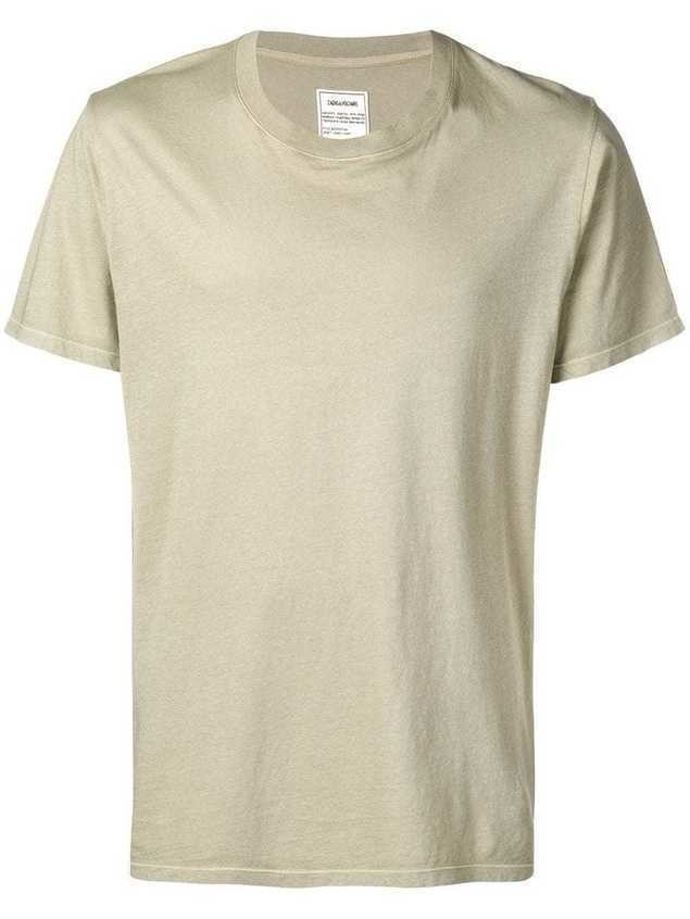 Zadig&Voltaire Ted T-shirt - Green