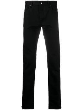 Fendi slim-fit jeans - Black