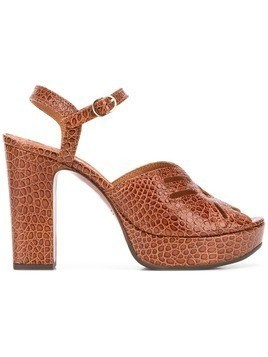 Chie Mihara Fayna Nilo sandals - Brown