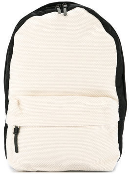 Cabas large backpack - White