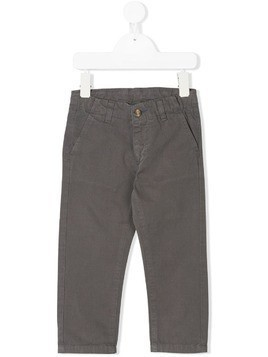 Knot basic chino trousers - Grey