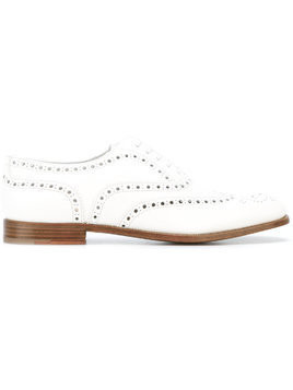 Church's lace-up brogues - White
