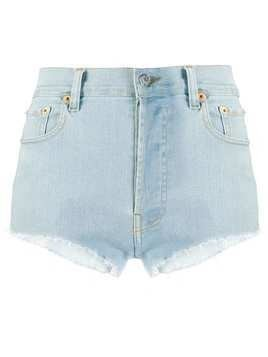 Forte Dei Marmi Couture Kalifornia denim shorts - Blue