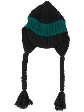 Marni knitted wool hat - Black