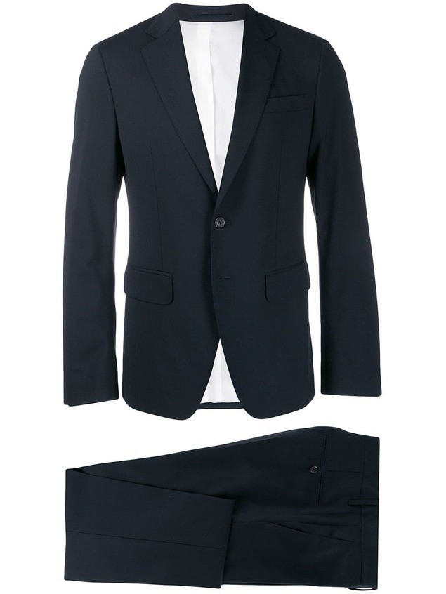 Dsquared2 two-piece suit - Blue