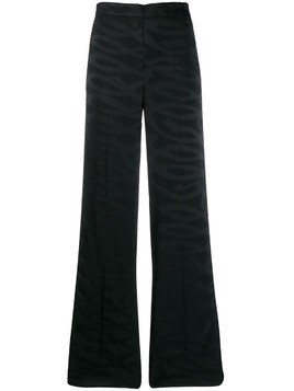 Neil Barrett masculine fit trousers - Black