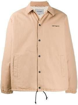 Carhartt WIP Canvas Coach jacket - NEUTRALS