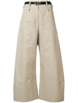 Eudon Choi utility trousers - Beige