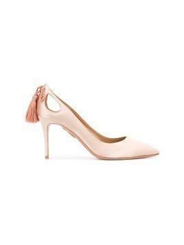 Aquazzura Forever Marilyn pumps - Pink&Purple