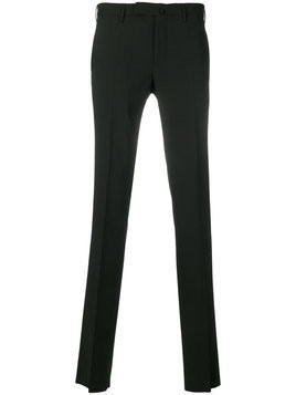 Incotex - stretch slim trousers - Herren - Polyester/Spandex/Elastane/Polyamide/Cotton - 48 - Black