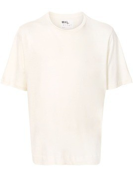 Margaret Howell crew neck T-shirt - White