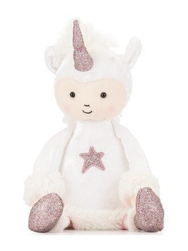 Jellycat Costume soft toy - White