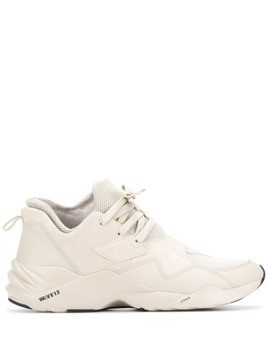 Arkk panelled sneakers - Neutrals