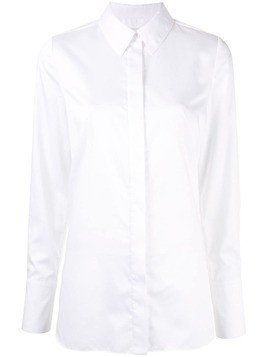 CAMILLA AND MARC Grayson longline shirt - White