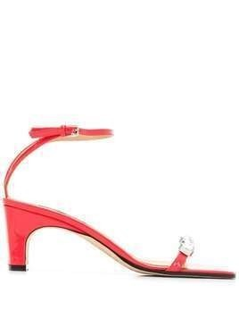 Sergio Rossi SR1 sandals - Red