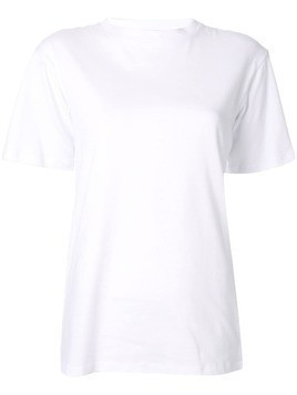 Macgraw Falling Heart T-shirt - White
