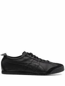 Onitsuka Tiger Mexico 66 lace-up trainers - Black