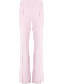 Dorothee Schumacher low-waist slim trousers - PINK