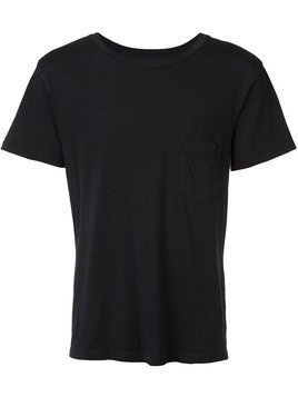 321 chest pocket T-shirt - Black