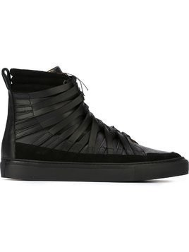 Damir Doma 'Falco' hi-top sneakers - Black