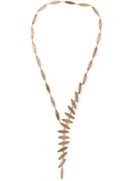 Antonio Bernardo 'Wing' necklace - Metallic