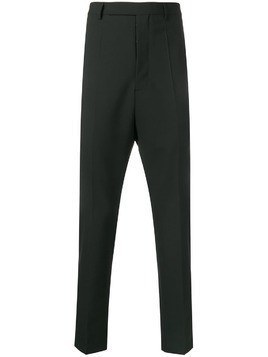Rick Owens high waisted trousers - Black
