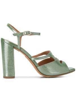 Chie Mihara Esther sandals - Green