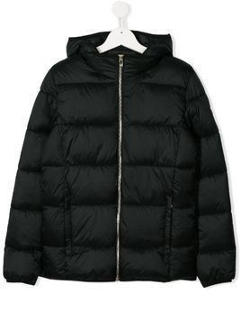 Ciesse Piumini Junior zipped padded jacket - Black