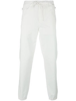3.1 Phillip Lim straight-leg track pants - White