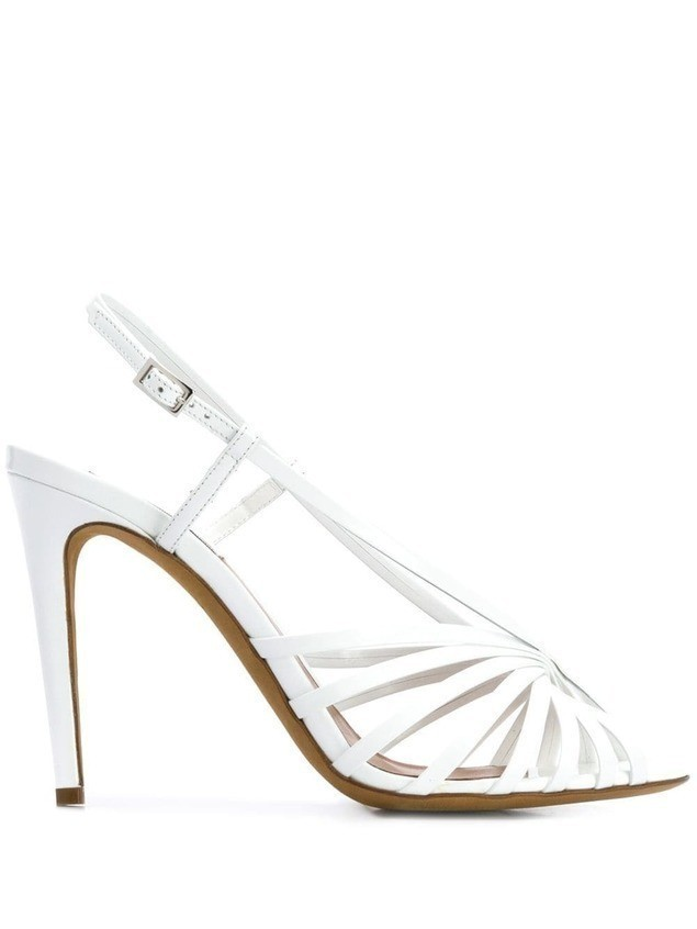 Tabitha Simmons Jazz sandals - White